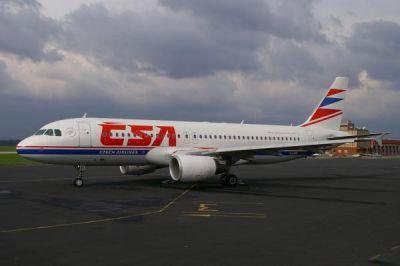 Airbus A320 Www Cs Letectvi Cz